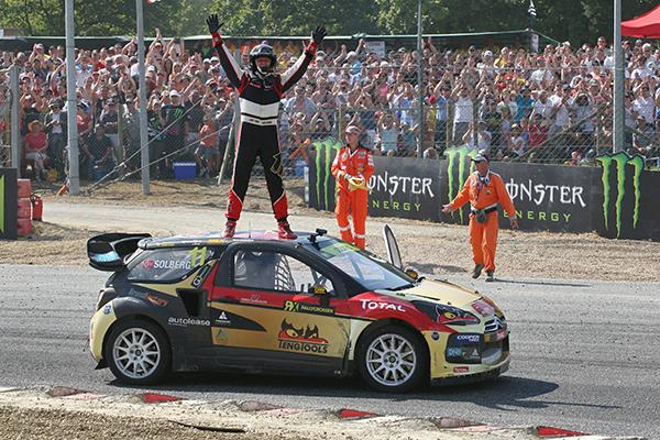 World Rallycross Championship 2014, round 8, France, Circuit de Lohéac, Lohéac, RallycrossRX