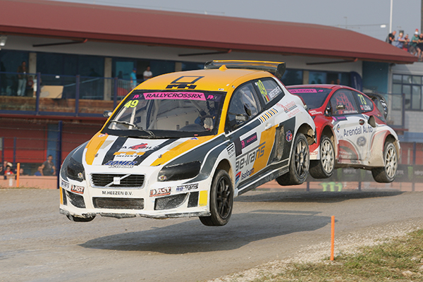 World Rallycross Championship 2014, round 10, Italy, Franciacorta International Circuit, Brescia, RallycrossRX