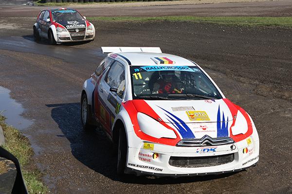 World Rallycross Championship, round 2, Great Britain, Lydden Hill, Kent, RallycrossRX
