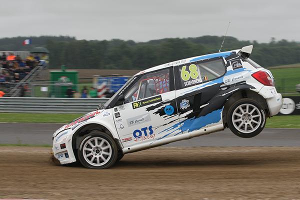 World Rallycross Championship 2014, round 6, Belgium, Circuit Jules Tacheny, Mettet, RallycrossRX