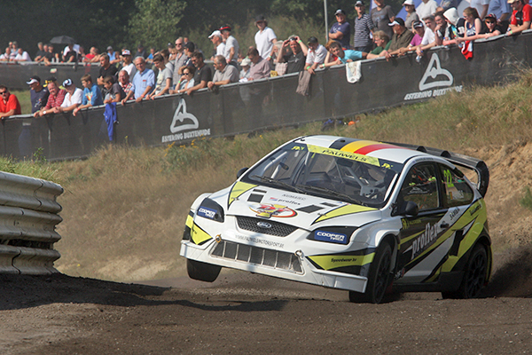 World Rallycross Championship 2014, round 9, Germany, Estering, Buxtehude, RallycrossRX