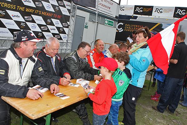 Rallycross Challenge Europe 2014, round 5, Eurocircuit Valkenswaard