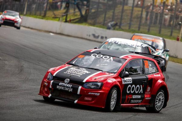 FRX: Semi finale voor Jochen Coox!