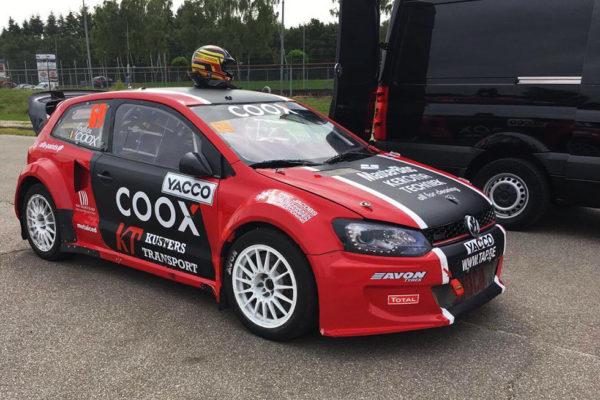 Jochen Coox voor eigen publiek in september!