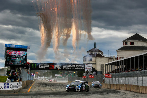 PR: KRISTOFFERSSON WINS CANADA AND EXTENDS CHAMPIONSHIP LEAD