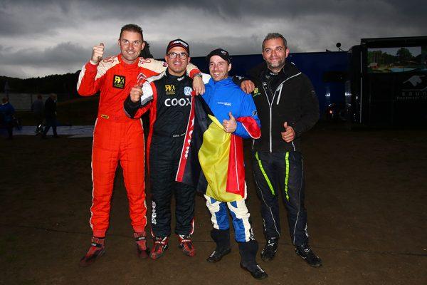 BRX: Coox, Bex, VdBranden en Volders kampioen!