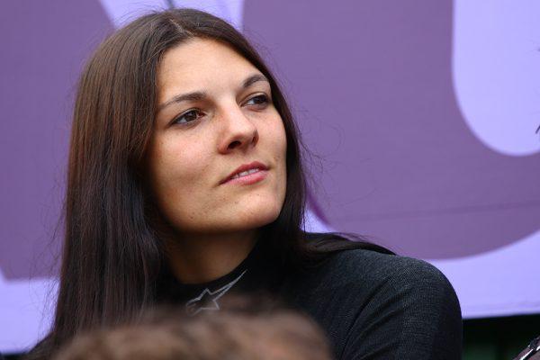Stéphanie Van Lingen: Een vrouw met ballen!