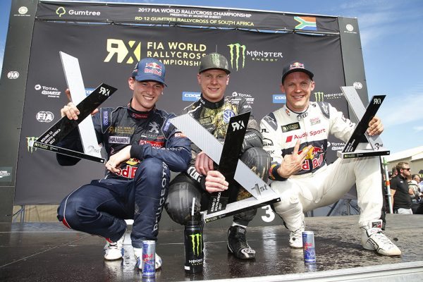 PR: KRISTOFFERSSON WINS FIRST EVER RX EVENT IN AFRICA