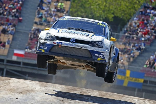 PR: 2018 EURO RX ENTRY LISTS REVEALED
