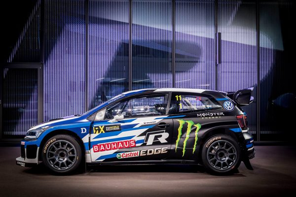 PR: PSRX REVEALS NEW POLO FOR WORLD RX TITLE DEFENCE