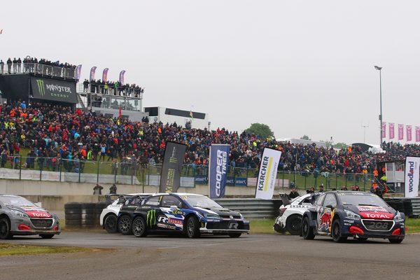 WRX: Loeb en Peugeot zegevieren in Mettet!