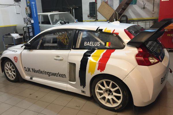 ERX: Filip Baelus terug Touringcars!