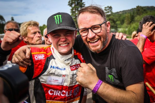 PR: Super Solberg Sweeps to Dominant Grenland Victory