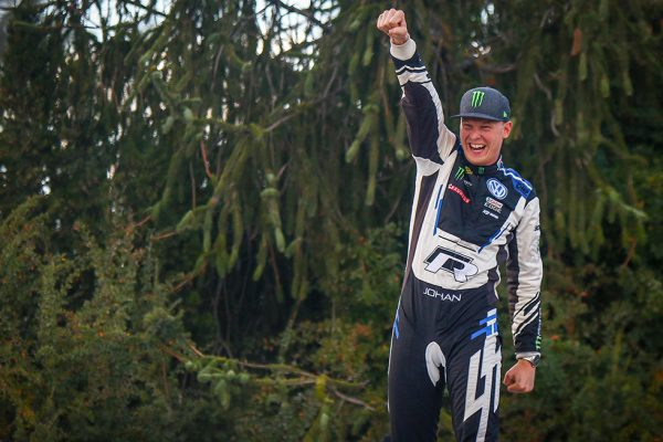 PR: KRISTOFFERSSON WINS RECORD BREAKING EIGHT WIN IN LATVIA
