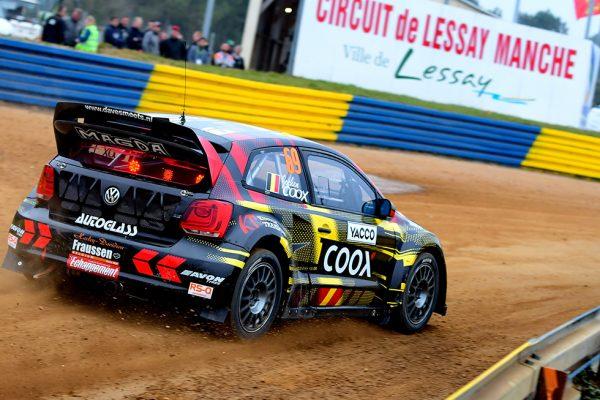 FRX: Opnieuw geen finale voor Jochen Coox!