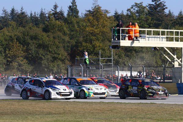FRX: Coox rijdt semi-finale in Dreux!
