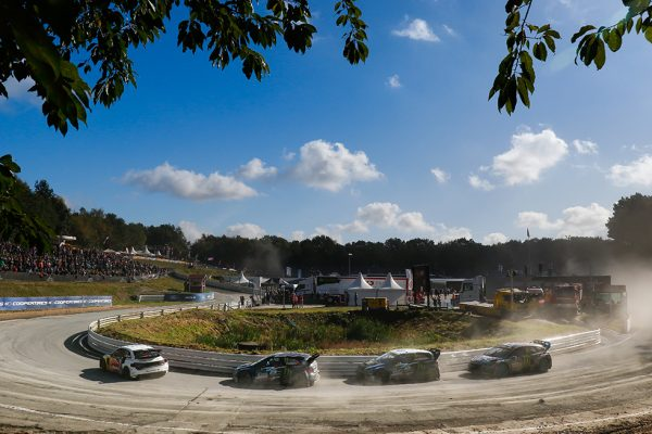 PR: FIGHT FOR SECOND PLACE TAKES CENTRE STAGE AS ESTERING HOSTS WORLD RX'S EUROPEAN RETURN