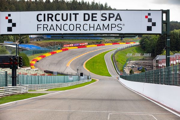PR: SPA-FRANCORCHAMPS TO JOIN WORLD RX CALENDAR FROM 2019