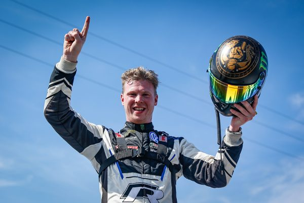 PR: KRISTOFFERSSON WINS 11 OUT OF 12!