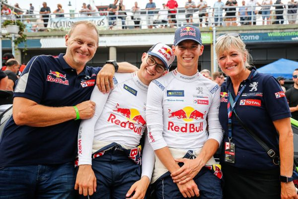 PR: HANSEN FAMILY BEATS THE CLOCK TO CONFIRM WORLD RX ENTRY