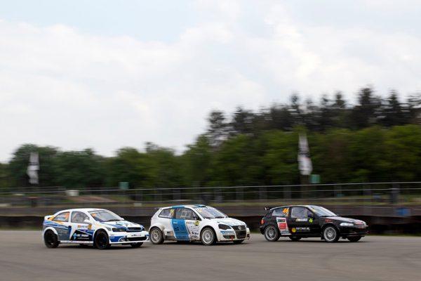 PR: Vol deelnemersveld bij tweede wedstrijd NK Rallycross
