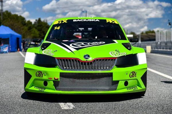 WRX: François Duval ook aan de start bij WorldRX Spa Francorchamps!