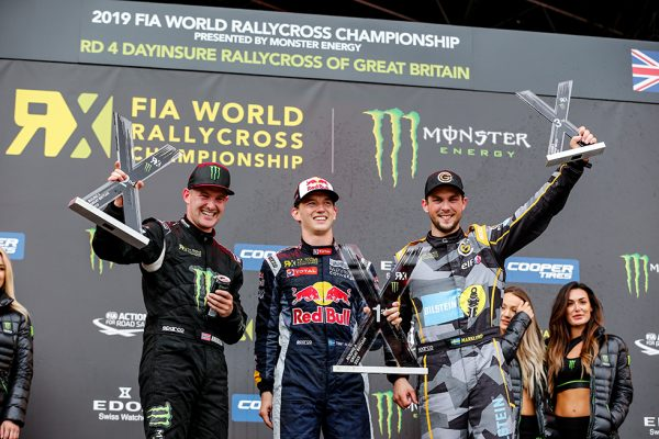 WRX: HANSEN GRABS THE SPOILS IN SPEEDMACHINE FINALE