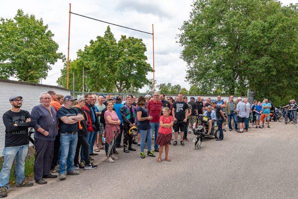 Rallycross fans steunen Eurocircuit!