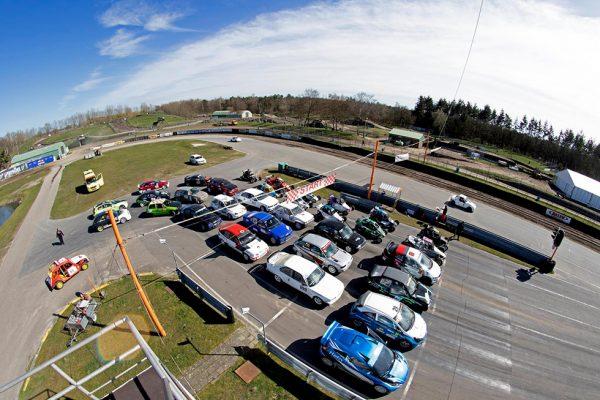 NLRX: Resterende wedstrijden Eurocircuit afgelast